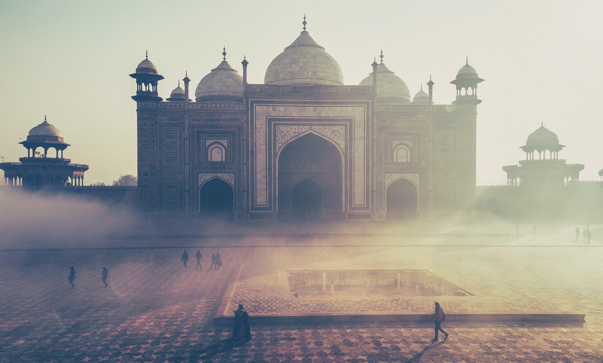 Casa de huéspedes Taj Mahal