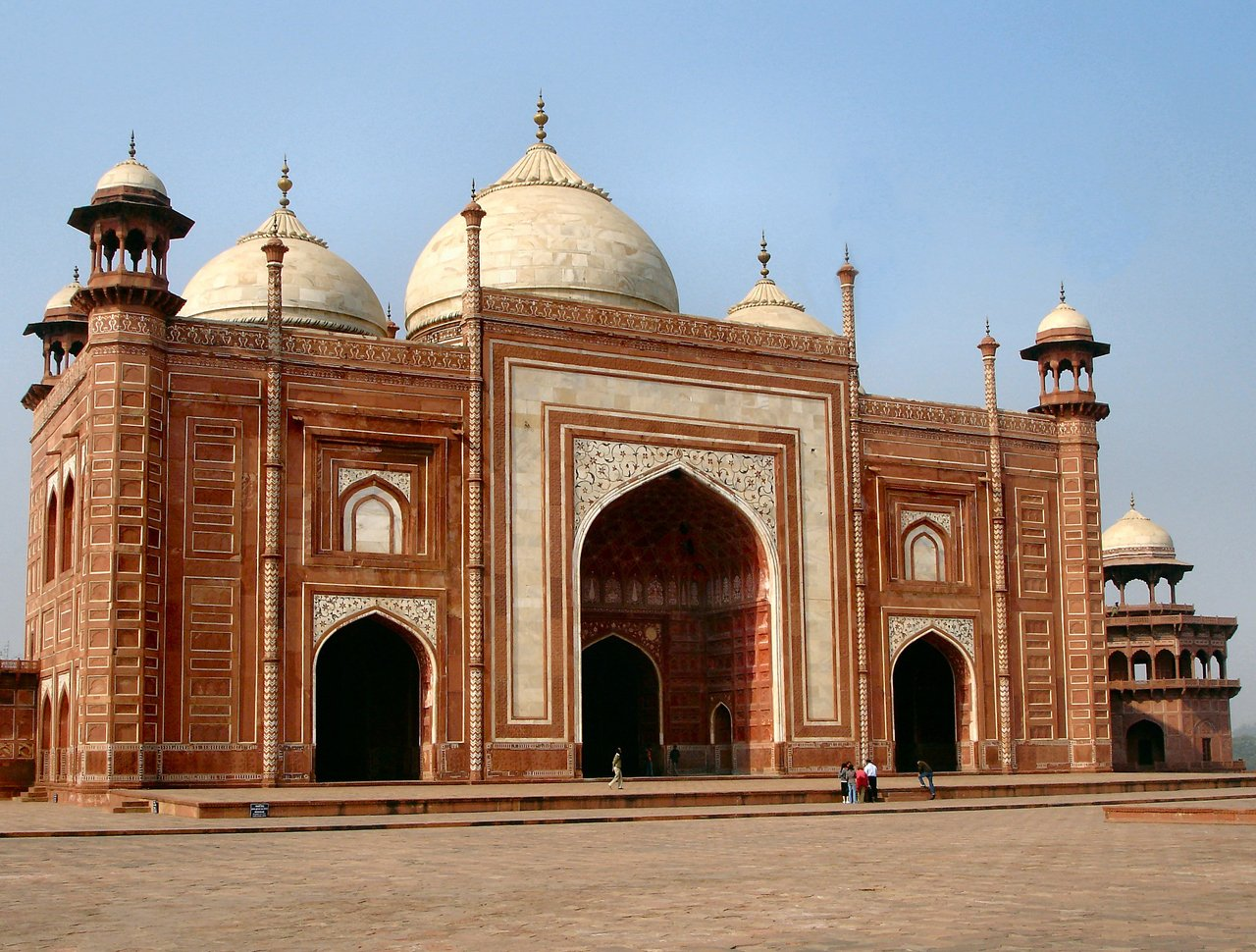 Mezquita del Taj Mahal