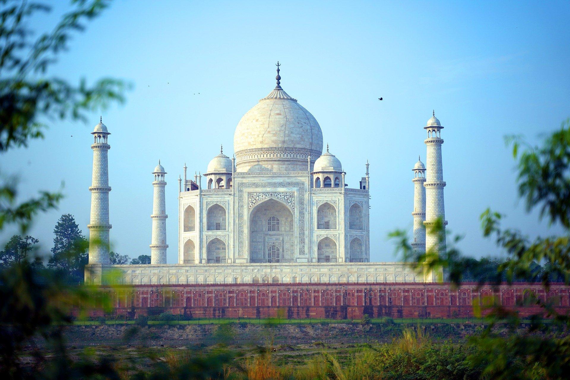Mausoleo del Taj Mahal